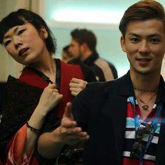 Goto Yuumi and Ueda Yuuki