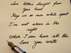Pinterest Pin - Epistolary Essay (Love Letter Series 1)