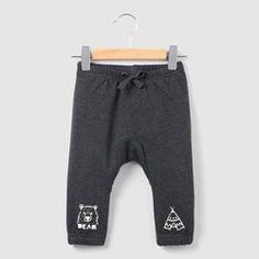 Calças de fato de treino, 1 mês-3 anos R édition - Bebé menino