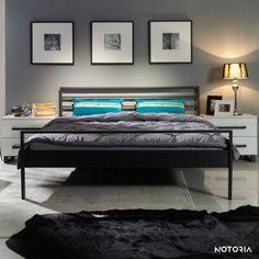 TUISTO Metallbett / Eisenbett / Modernes Bett // Iron Bed / Metal Bed /  Modern