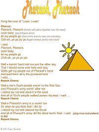 Pharaoh, Pharaoh song color poster