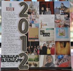 2012 In Review by nrzr_0315 at Studio Calico