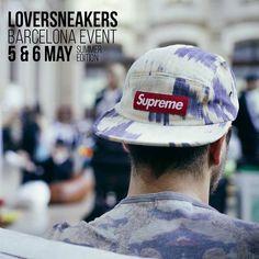 Barcelona se pone las Zapas!!  LoverSneakers Barcelona Event 2018 Summer Edition  BUY / SELL / TRADE / EXPO  Sábado 5 de Mayo & Domingo 6 de Mayo. Estació del Nord - Barcelona De 11:00 a 20:30 - Tickets 3  info: www.loversneakers.com  #LSevent2018 #loversneakers #sneakerheads #sneakers #kicks #zapatillas #kicksonfire #kickstagram #sneakerfreaker #nicekicks #barcelona #snkrfrkr #sneakercollector #shoeporn #igsneskercommunity #sneakernews #solecollector #wdywt #womft #sneakeraddict #kotd…