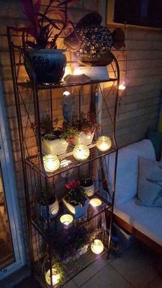 20 + DIY Backyard Lighting Ideas The importance of outdoor lighting is probably often underestimated