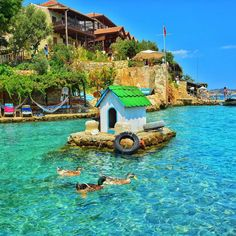 Island of #Kekova and Sunken City in #Antalya #Turkey