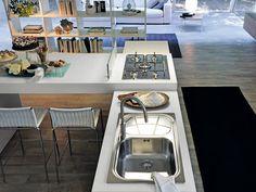 8 best PAMELA / Cucine Lube Moderne images on Pinterest | Infinite ...