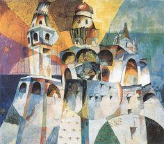 The Russian avant-garde was a large, influential wave of modern art that flouris Gouache, Figurative Kunst, Russian Avant Garde, Avant Garde Artists, Early Christian, Art Database, Russian Art, Sculpture, Gravure