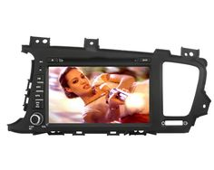 8 inch Digital DVD Player with GPS Navigation USB SD for Kia K5  $292.52