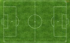 Papel de Parede Campo de Futebol