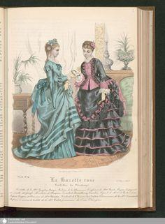 93 - No 5. - La Gazette rose - Seite - Digitale Sammlungen - Digitale Sammlungen