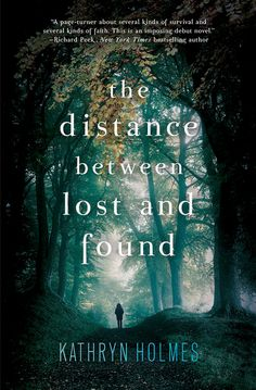 Winter Cover Reveals via Epic Reads - The Distance Between Lost and Found