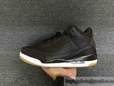 5682ad9819c Mens Air Jordan AJ3 Authentic III Retro Basketball Shoes Air Jordan 3 Brown  Gum