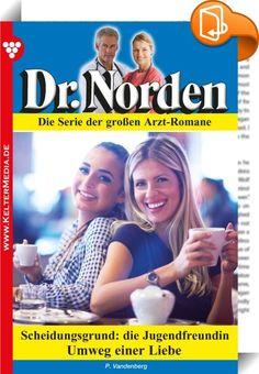 Dr. Norden 664 - Arztroman    :  Dr. Norden ist die erfolgreichste Arztromanserie Deutschlands, und das schon seit 40 Jahren. Mehr als 1.000 Romane wurden bereits geschrieben. Deutlich über 200 Millionen Exemplare verkauft! Die Serie von Patricia Vandenberg befindet sich inzwischen in der zweiten Autoren- und auch Arztgeneration und ist auch als E-Book erfolgreich.  Michelle war so in Gedanken versunken, daß sie das Klopfen an der Tür überhörte, die dann aber unüberhörbar geöffnet wurd...