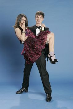 Matt Lanter and Shenae Grimes--90210