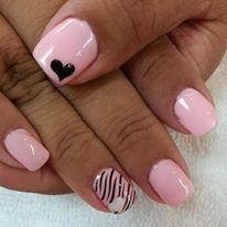 Simple Nail Art Designs for summer 2015