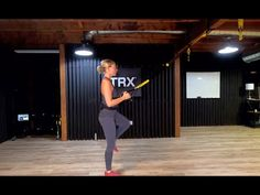 TRX Live | Total Body Conditioning | Ami McMullen - YouTube