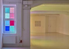 """Margaret Honda """"An Answer to 'Sculptures'"""" at Künstlerhaus Bremen, 2016"""