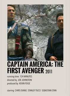 Captain america the first avenger by Millie