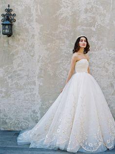 Sareh Nouri Ivy | Wedding Dress Spotlight - KnotsVilla