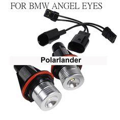 $25.07 (Buy here: https://alitems.com/g/1e8d114494ebda23ff8b16525dc3e8/?i=5&ulp=https%3A%2F%2Fwww.aliexpress.com%2Fitem%2Fhot-sell-Angel-Eyes-for-BMW-1-Set-12V-6W-2-12W-White-Blue-LED-Marker%2F32616882447.html ) hot sell Angel Eyes for BMW 1 Set 12V 6W*2 12W White/Blue LED Marker E39 E59 E53 E60 E31 E63  CREE Chip for just $25.07