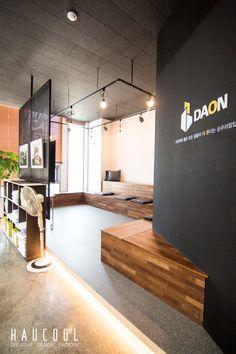 안녕하세요 여러분? ^^ 오늘은 지난번 청주 카페 소소하네 인테리어 포스팅에 이어서 설계 사무실 (주) 다...