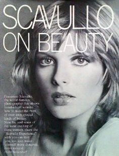 Scavullo on Beauty: Francesco Scavullo: