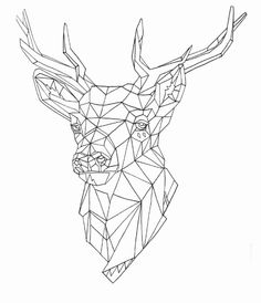 So I decided to more of the things I love, and one of those is drawing, so I made a start on this todaySTAGS AND THINGS