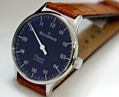 Dress (Character): MeisterSinger Watch Pangaea (kr21,347 (£1,800))