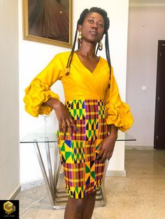 From our current collection. Designer Dresses, Cold Shoulder Dress, African, Studio, Ankara, Clothing, Collection, Fashion, Outfits