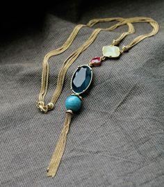 Cheap 2014 color de la fruta de la borla de la cadena suéter largo párrafo largo versión el collar, Compro Calidad Collares y Colgantes directamente de los surtidores de China:            1.Min . La orden es 15 USD! Puede la orden mezclada .             2. Si su orden es menos de $ 15, por favor