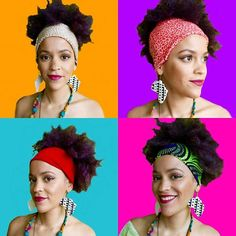 CUSTOM MADE headbands for natural hair  I looovvveeee bright colors can you tell?  Sou apaixonadissima pelo cores vivos, da pra ver?   Boa noite gentxi   #TeamNatural_ #kinky_chicks1 #berrycurly #hair2mesmerize #myhaircrush150k #myhaircrush #livecolorful #colorblocking #colorstyle #coresalegres #paixãofortes #africansonfire #africangirl #capeverdean #blackgirlsrock  Shop them at https://www.etsy.com/listing/267914358/custom-made-headbands-for-your-afro-puff?ref=related-4
