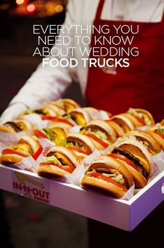 Food trucks are the next big trend in weddings and we're ready to go for a ride. Read more about what you need to know.
