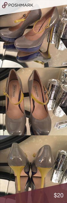 Steve Madden Stillettos Multi color Steve Madden Stillettos Steve Madden Shoes Heels