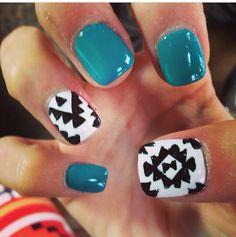 Morgan Adler from Big Tips Texas #nails