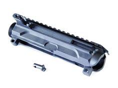 Side Charging Upper Receiver – Right Handed Ar Upper Receiver, 458 Socom, Ar Pistol, Picatinny Rail, Hand Guns, Firearms, Patent Pending, Slot, Handle