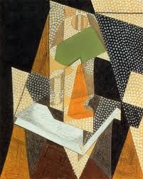 Artist: Juan Gris Completion Date: 1916 Style: Synthetic Cubism Genre: portrait Gallery: Private Collection. Georges Braque, Rene Magritte, Pablo Picasso, Synthetic Cubism, Francis Picabia, Spanish Painters, Spanish Artists, Art Database, Canvas Art Prints