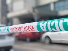 Na Myjave sa strieľalo: Projektil vletel do čakárne ambulancie Polícia preveruje udalosť, pri ktorej prišlo k vniknutiu projektilu strely cez okno do Bude, Tech Companies, Company Logo, Logos, Logo