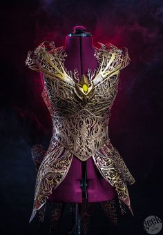 Artist Melissa Ng Creates Dreamer Regalia 3D Printed Cosplay Armor for Felicia Day – RPF Pulse