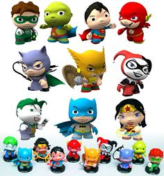 DC-Heroes-Little-Mates-Series-1