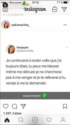 Snapchat Questions, Citations Film, Ace Family, French Quotes, Bff Quotes, Pretty Words, Word Of God, Affirmations, Funny Memes
