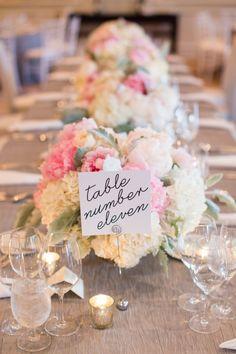 wedding centerpiece idea; photo: Melissa Robotti