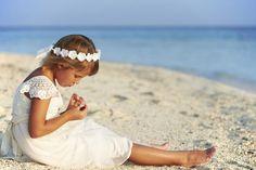 Vestidos para niñas de boda #bodas #vestidos #pajes #damas