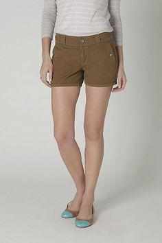 Season Staple Shorts #anthropologie