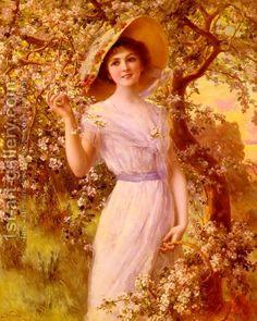 Emile Vernon | Oil Painting