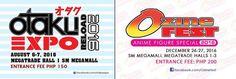 Otaku Expo Reload 2016 - Mandaluyong, Pilipinas, Philippines, August 6-7, 2016 ~ Anime Nippon~Jin - Kagi Nippon He