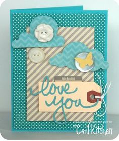 By Kimber McGray for Card Kitchen