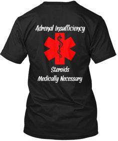 AdrenalInsufficiency Steroids MedicallyNecessary