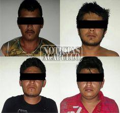 DETIENEN A 5 POR EL CRIMEN DE NORMALISTAS DE AYOTZINAPA EN TIXTLA, GUERRERO 1 ES MENOR Y FALTA LOCALIZAR A OTRO!!!  Acapulco de Juárez Guerrero, a 9 de Octubre de 2016.- El Grupo de Coordinación Guerrero (GCG) informó de la detención de cinco presuntos homicidas de los dos normalistas de Ayotzinapa, asesinados el...