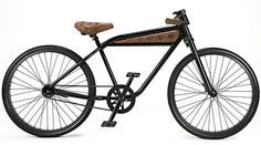 Pretty cool looking bike!