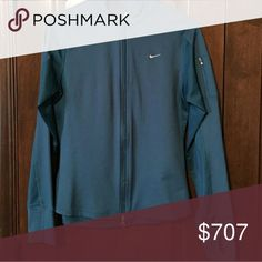 Teal NIKE Blue running reflective jacket thumbhole Beautiful, brighter blue teal color.  Not as dark pictur  Please look in my closet! So much free stuff. Please make me bundle offers everything must go!!!  Everything is CROSS POSTED!!! So, don't sleep on it! If you love it, buy it!!! X -- SHARE A FEW OF MY ITEMS, I'LL SHARE YOURS!!!-- ~~ Matt18:21 Then Peter came up and said to him, ?Lord, how often will my brother sin against me, and I forgive him? As many as seven times?? 22 Jesus said to…